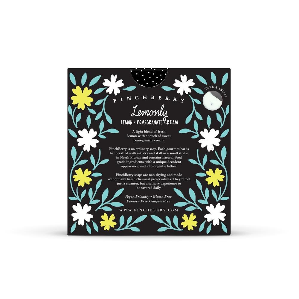 Lemonly Soap -Boxed