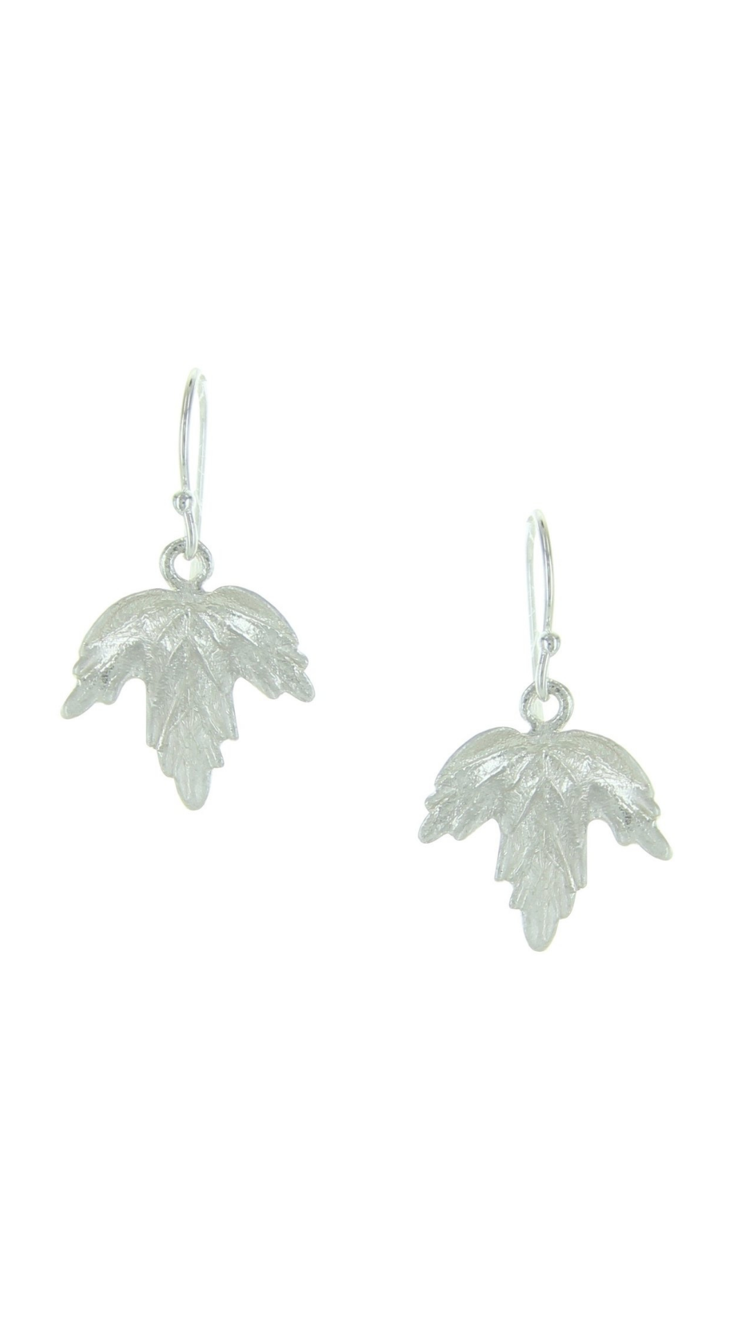 Maple Leaf Earring