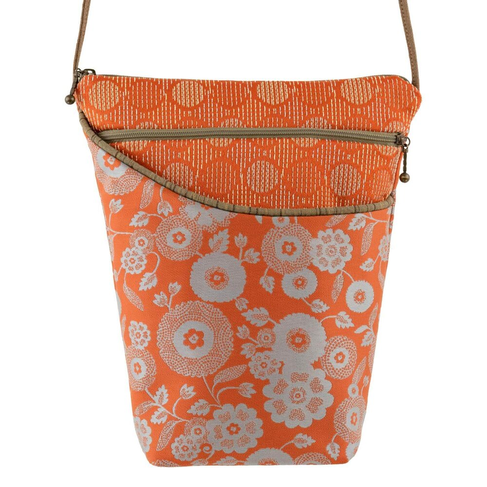 Parasol Orange City Girl Bag