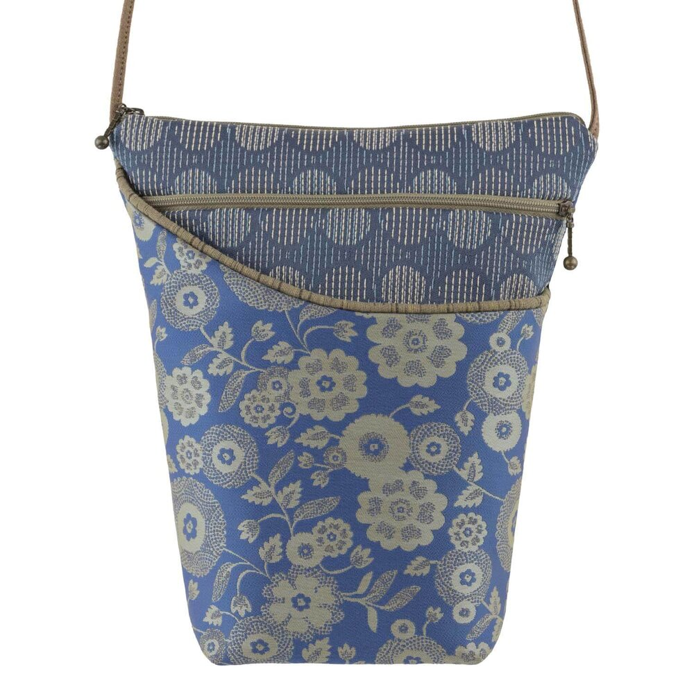 Parasol Blue City Girl Bag