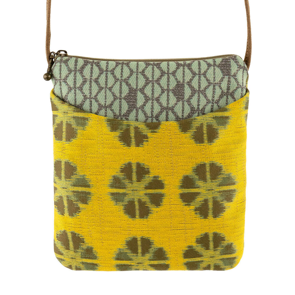 Kyoto Yellow Cupcake Bag