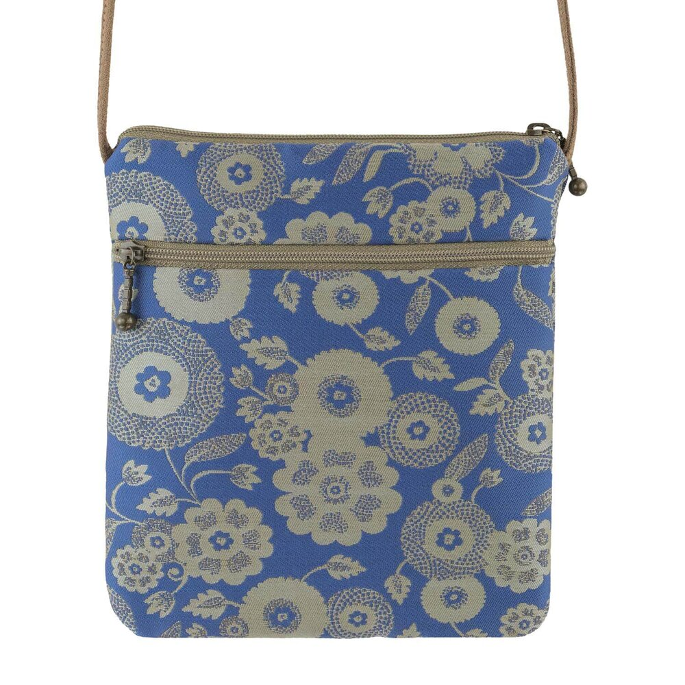 Parasol Blue Cupcake Bag - FINAL SALE