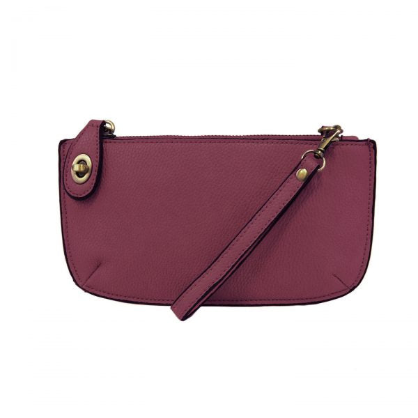 Joy Mulberry Crossbody