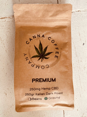 Canna Coffee Company Premium 250g (Ground)