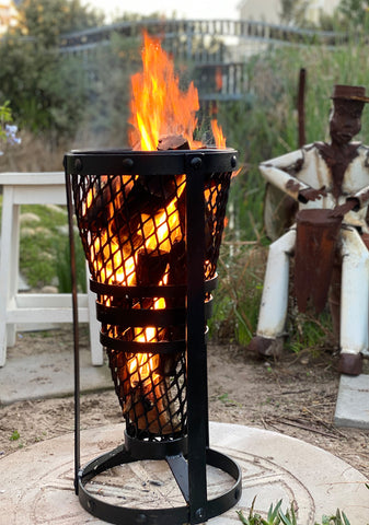 KuRu Outdoor Fire Stand - Small