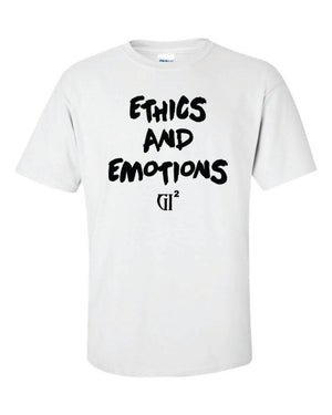 ETHICS AND EMOTIONS T-SHIRT