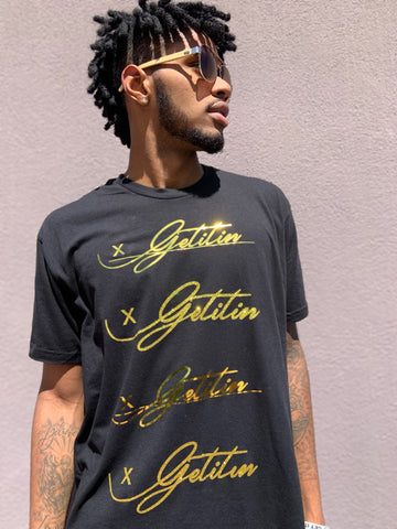 Gold Signature Elite tee
