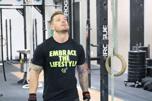 EMBRACE LIFESTYLE T-SHIRT - GET IT IN Apparel