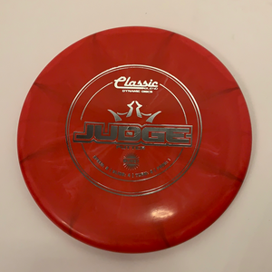 Dynamic Discs Classic Burst Judge-174g