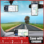 Dashboard Car Phone Holder 360Degree Mobile Phone Stands, GPS Navigation Bracket - Auto Extra Parts