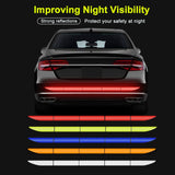 Car Reflective Sticker 5pcs, Effectively Anti-collision - Auto Extra Parts