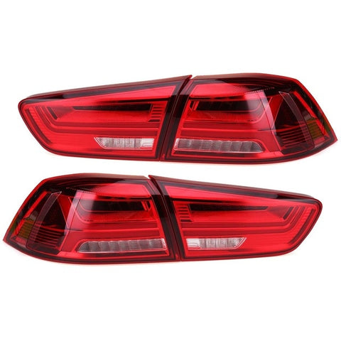 Car Rear LED Tail Brake Light Lamp Signal 2PCS  Mitsubishi - Auto Extra Parts