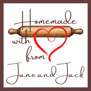 Homemade with Love Rolling Pin Gift Tag