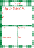 Gratitude Collection: Gingham