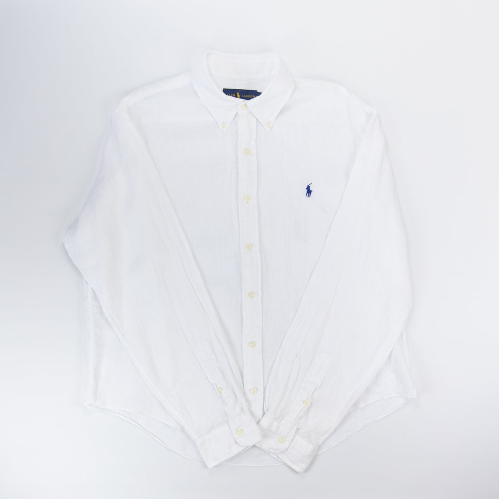 Ralph Lauren Casual Shirt White - S