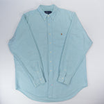 Ralph Lauren Casual Shirt Blue - XL