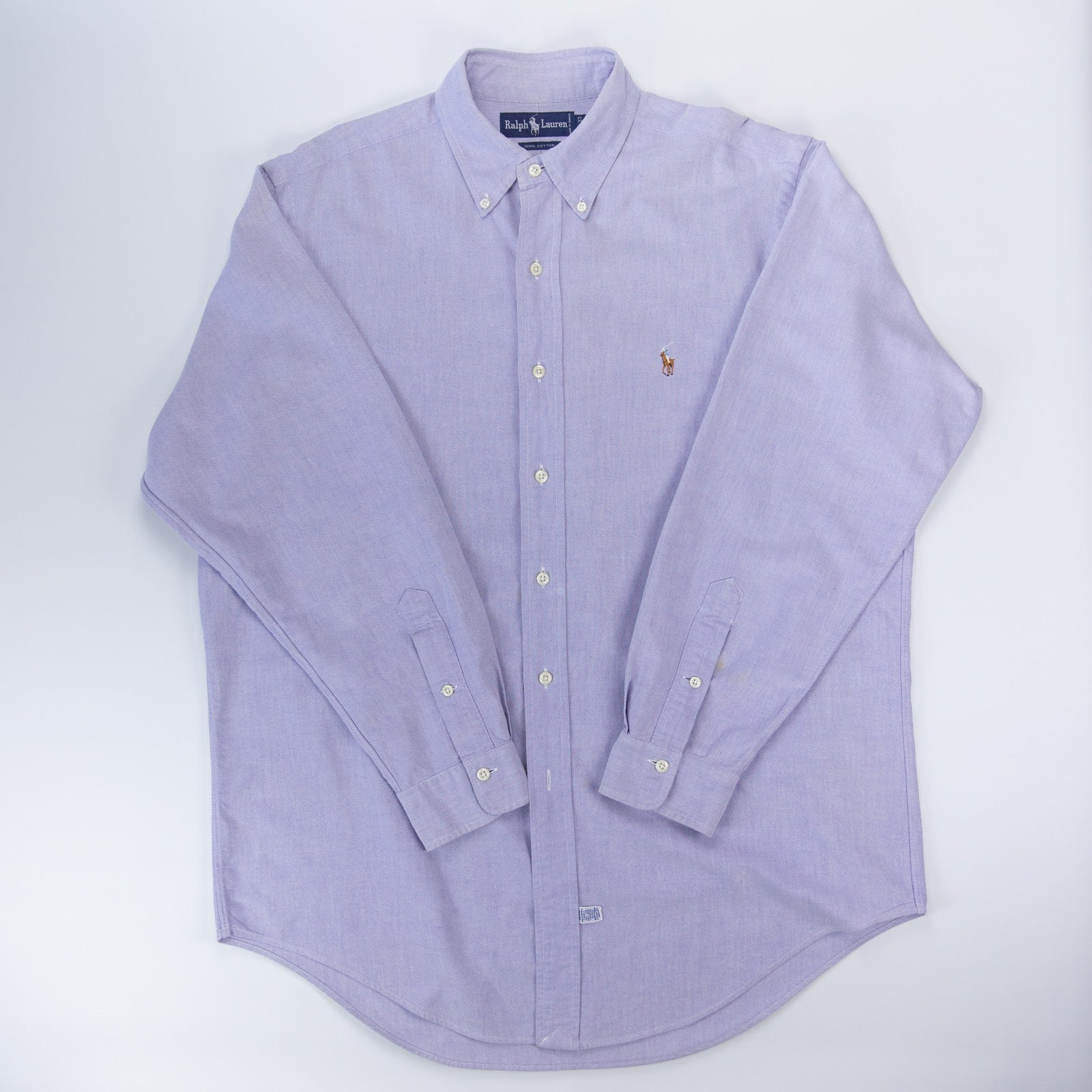 Ralph Lauren Casual Shirt Blue - L/XL