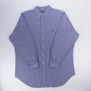 Ralph Lauren Casual Shirt Blue - M/L