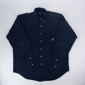 Ralph Lauren Polo Golf Shirt Navy - L