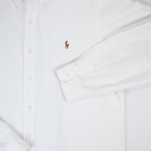 Load image into Gallery viewer, Ralph Lauren Casual Shirt White - L