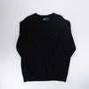 Ralph Lauren Sweater Black - S