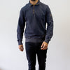 Champion 1/4 Zip Sweatshirt - M