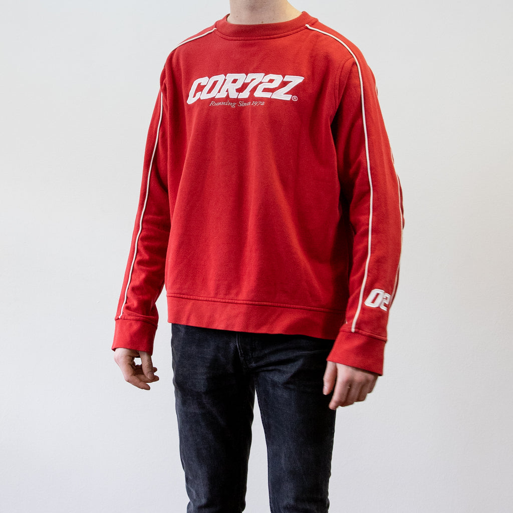 Vintage Nike CORTEZ Sweatshirt - Medium