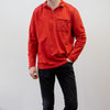Nautica 1/4 Zip Sweatshirt - Medium