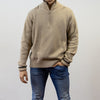 Tommy Hilfiger Knitted 1/4 Zip Sweatshirt - Large