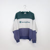 Vintagi DEC20.02 Champions Sweatshirt-Large