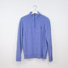 Vintagi Polo Ralph Lauren 1/4 Zip Sweatshirt-Small DEC20.04