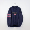 Vintagi DEC20.05 Napapijri 1/4 Zip Jacket-Large