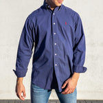 Ralph Lauren Casual Shirt Navy - M