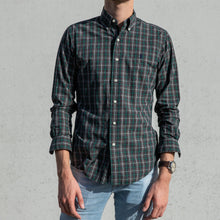 Load image into Gallery viewer, Ralph Lauren Chequered Shirt Green - S