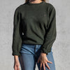 Tommy Hilfiger Cotton Jumper Green - M