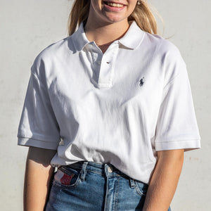 Polo by Ralph Lauren White - L