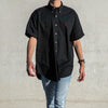 Ralph Lauren  Short Sleeve Shirt Black - XL