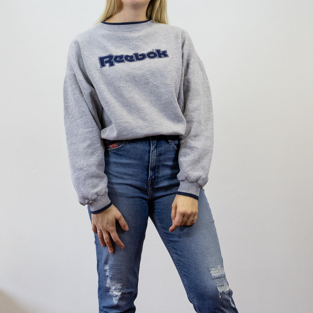 Reebok Sweatshirt - Medium