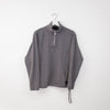Champion Knitted 1/4 Zip Sweatshirt - Small