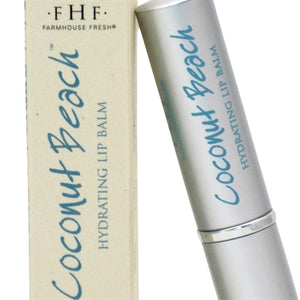 Coconut Beach Lip Balm