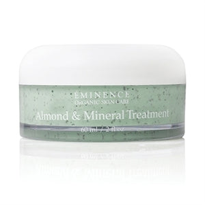 Almond Mineral Treatment - Hot