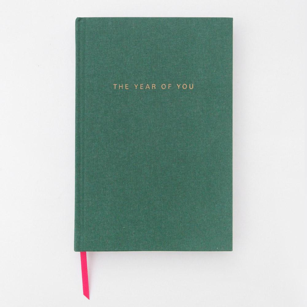 Year of Me | Daily Journal - Green