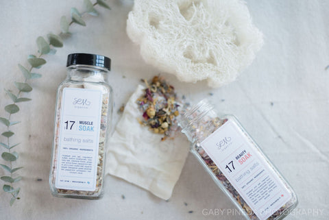 NO. 17 | BATHING SALTS