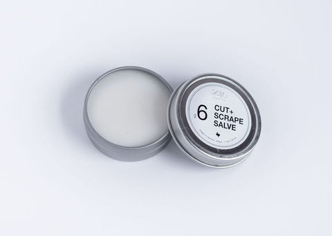 NO. 06 | CUT + SCRAPE SALVE