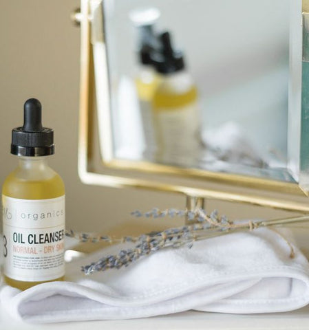 NO. 23 | OIL CLEANSERS : OILY + BLEMISH PRONE | DRY