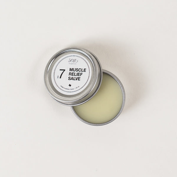 NO. 07 | MUSCLE RELIEF SALVE