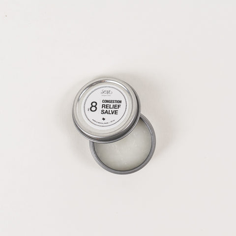 NO. 08 | CONGESTION RELIEF SALVE