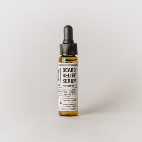 NO. 10 | BEARD RELIEF SERUM