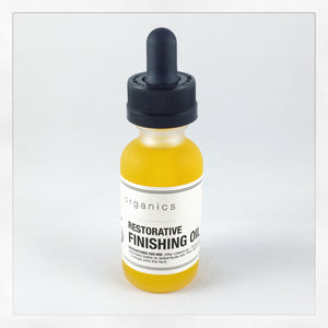 NO. 25 | RESTORATIVE FINISHING OIL | MOISTURIZER