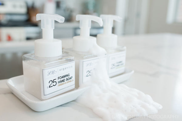 NO. 25 | FOAMING HAND SOAP